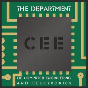 Логотип для кафедри університету