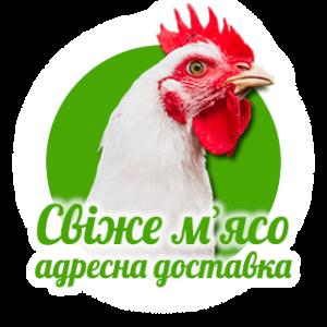 Логотип і оформлення соц.мереж для компанії «Свіже м'ясо»