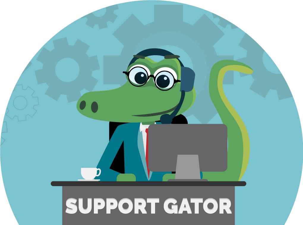 web-lighthouse Support Gattor логотип